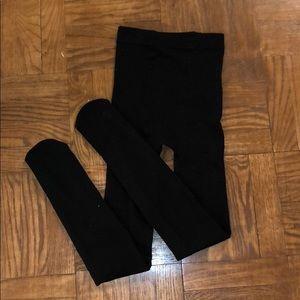 NWOT Fleece Lined Tights / Stockings LF